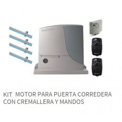 MOTORS cancel·leu PORTES CORREDISSES